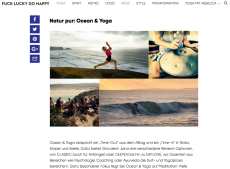 Recommendation Best yoga and Surf Retreat Portugal