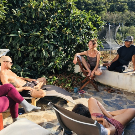 mindful eating; fasting; cooking; detox week; yoga and nutrition retreat Portugal; yoga holiday Portugal; move your body in a healthy way; explore somatic practices; apply the laws of nature into yoga practice; explore nature of body mind and spirit; insp