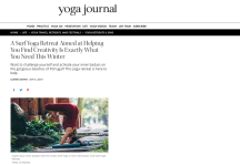 Recommendation Best Yoga and Surf Retreat