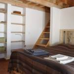Single room with double bed ecofarm Portugal