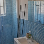 Private bathroom double shared room Ocean & Yoga Retreat