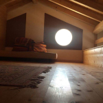 Shared mezzanine room Surf and Yoga Retreat Portugal