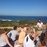 Learn how to read the Ocean on our Retreat