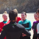 Surf classes and yoga every day